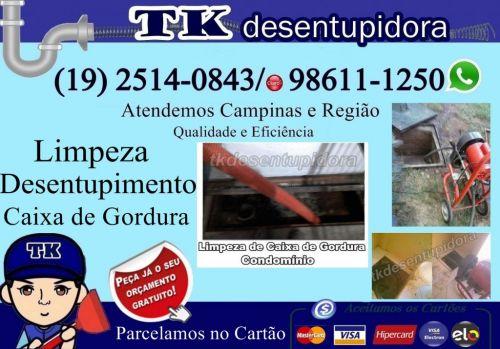 Desentupidora no Bairro Guanabara em Campinas 2514-0843 ou 98611-1250 zap Aceitamos Cartão Orçamento Grátis 485330