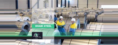 Dhabi Steel - Bobina de Aço Zincado Galvanizado Galvalume Aço Carbono 497361