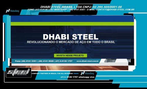 Dhabi Steel - Bobina de Aço Zincado Galvanizado Galvalume Aço Carbono 497363