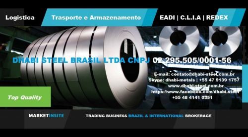 Dhabi Steel - Bobina de Aço Zincado Galvanizado Galvalume Aço Carbono 497364