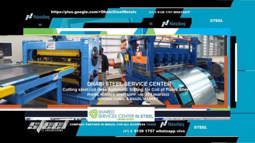 Dhabi Steel - Bobina de Aço Zincado Galvanizado Galvalume Aço Carbono 497365