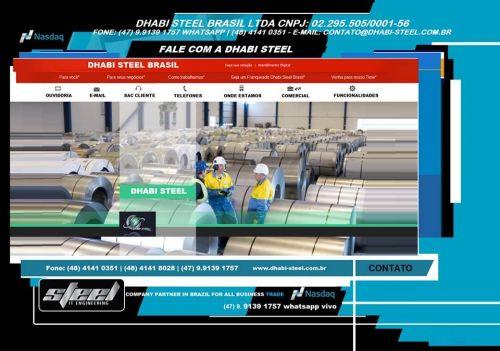 Dhabi Steel - Bobina de Aço Zincado Galvanizado Galvalume Aço Carbono 497370