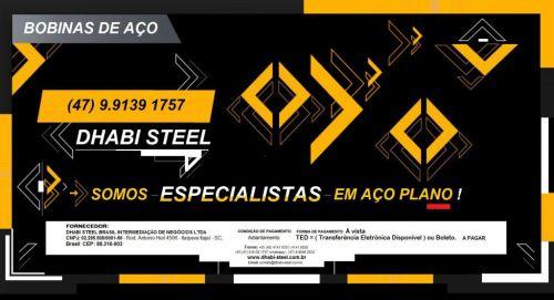Dhabi Steel - Fio Máquina para Indústria e Trefilação em Aço Carbono  488876