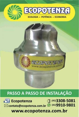 Ecopotenza economizador de combustivel  381484