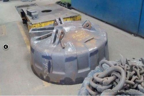 Eletroima de Sucatas - Reciclagem Industrial - Pátio de Sucatas - Sucateiro - Lixo Industrial - Ferro Velho - Tarugos - Ferro - Aço - Siderurgica - Metalurgica -  346243