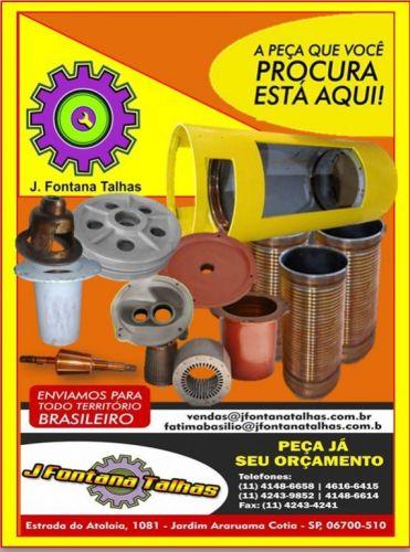 Empresa j Fontana Talhas - Autorizada Munck Do Brasil 555160