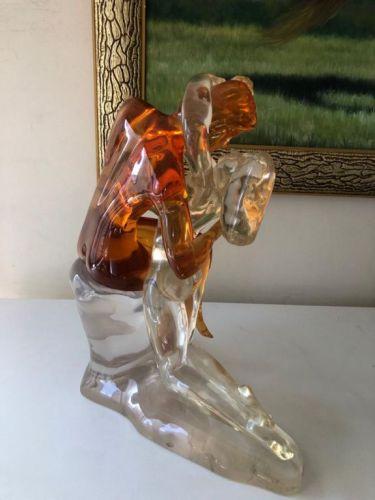 Escultura em acrílico: o Beijo 561878