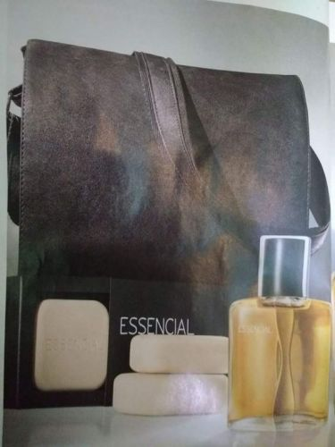 Essencial Masculino Kit Barba e Perfume 422313