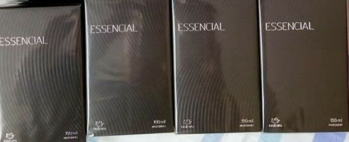 Essencial Masculino Kit Barba e Perfume 422338