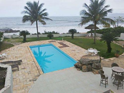 Férias Em Maravilhosa Casa Frente Mar Estaleirinho Balneário Camboriú-sc 333074