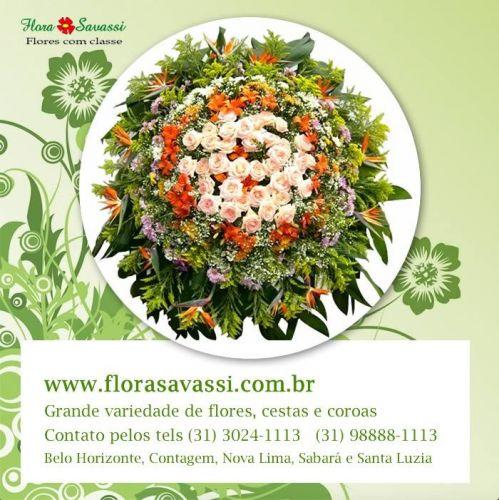 Floricultura entrega coroa de flores em Cachoeira do Campo Caetanópolis Caetés Capim Branco Caranaíba Carandaí Carmo do Cajuru Cardeal Mota Carmópolis de Minas Casa Branca Casa Grande Mg 482127