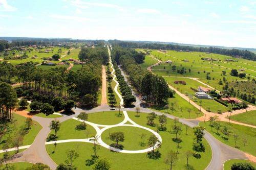 Galinha Morta: terreno por menos da metade do preço de mercado no Resort Águas de Santa Bárbara com 450 m2 Res Ii L19 q Gp situado perto do Lago cercado por florestas 480428