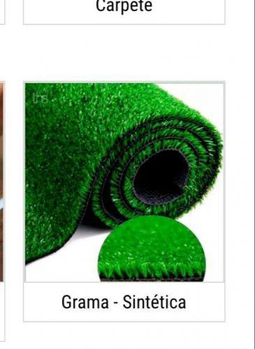 Gramas sintetica decorativas e esportivas 584556