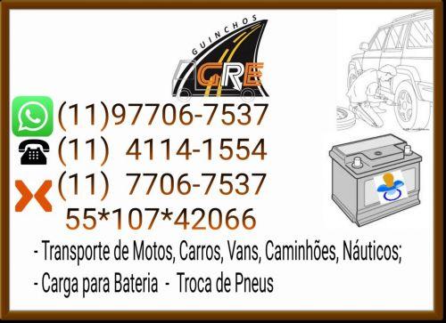 Guincho na Zona Sul 97706-7537 Chupeta em Bateria Auto Socorro Zona Sul Sp 276725