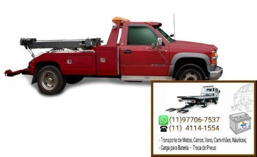 Guincho 97706-7537 Carga para Bateria no Brooklin Novo 439522