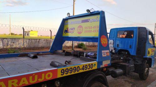 Guincho e Reboque uberlandia Auto socorro do Araujo 549345