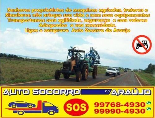 Guincho e Reboque uberlandia Auto socorro do Araujo 549346