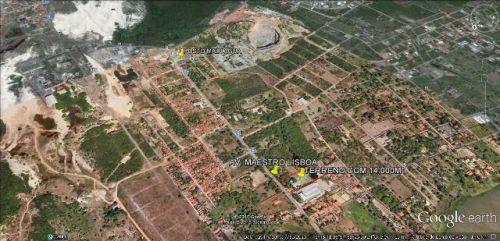 Helipontos Com Hangar e Duplex Todo Murado Com Terreno De 14000m² 199947