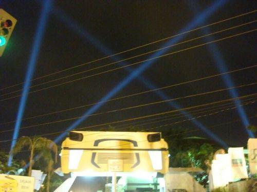 Iluminação Show  Canhões de Luz Sky Walker 478359