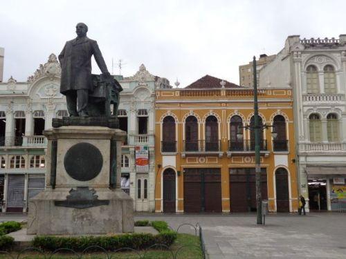 Imóvel Comercial Ampla Loja Para Locação Em Curitiba 537631