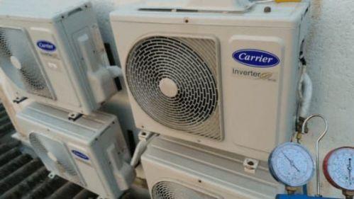 Instalação Ar Condicionado e Aquecedores 530507