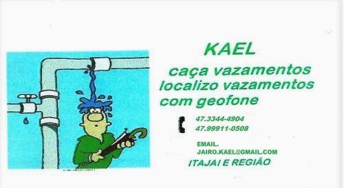 Kael Caça Vazamentos 346633