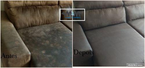 limpeza de estofados Alphaville 972810598 494159