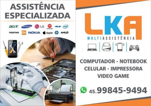Lka Multi Assistência Técnica em Cascavel - Pr 576886