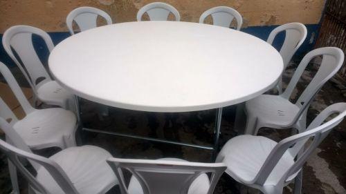 Locação de Mesas e Cadeiras Apartir de R$ 10.00 478572