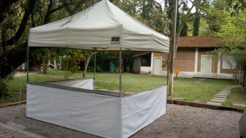 Locação de tendas de 2 x 2 - 3 x 3 sanfonada nova e segura  574987