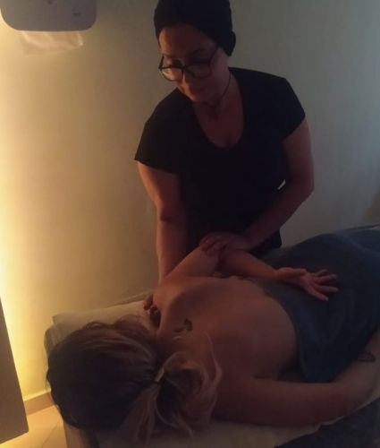 Massagem relaxante para dores Copacabana Rj 579648