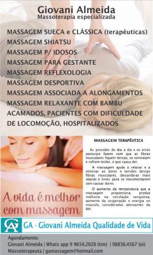 Massagem shiatso em empresas massagem quick massage em recife reflexologia em empresas equipe com 12 anos de experiencias 505531