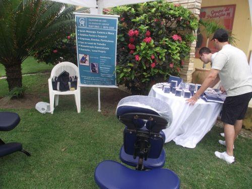 Massagem shiatso em empresas massagem quick massage em recife reflexologia em empresas equipe com 12 anos de experiencias 505545