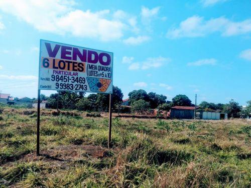 Meia quadra Seis lotes Setor Buruti Sereno - Oportunidade Única.  442224