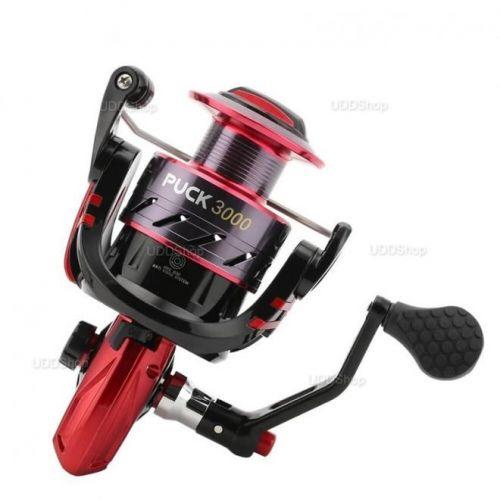 Molinete de Pesca Profissional SeaKnight Puck 3000 10 Rolamentos Drag 6Kg Ratio 5.2:1 Peso 265g + Frete Grátis 503889