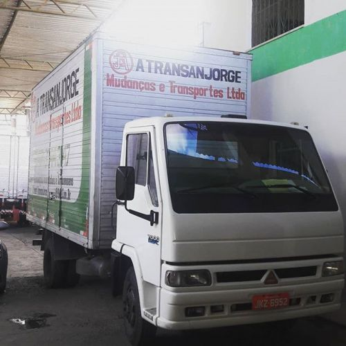 Mudanças e Transportes 497920