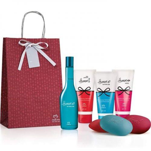 Natura Humor Feminino Perfume e Hidratante Corporal 401010