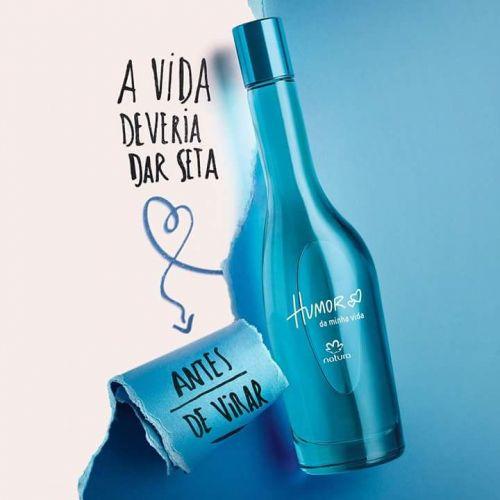 Natura Humor Feminino Perfume e Hidratante Corporal 401011