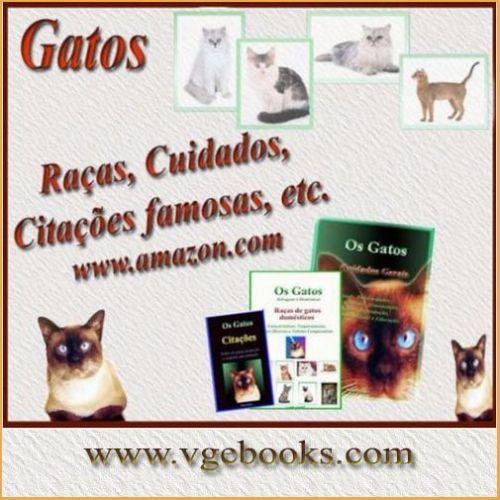 Os gatos - Raças Cuidados gerais etc 355186