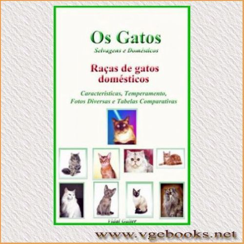 Os gatos - Raças Cuidados gerais etc 355187
