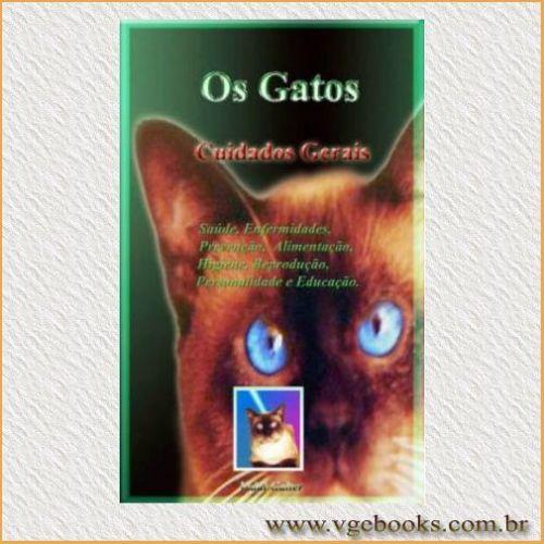 Os gatos - Raças Cuidados gerais etc 355188