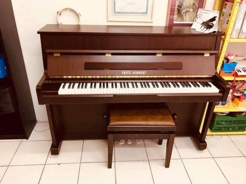 Piano Fritz Dobbert excelente qualidade 518522
