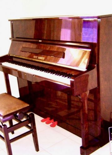 Piano Fritz Dobbert excelente qualidade 518529