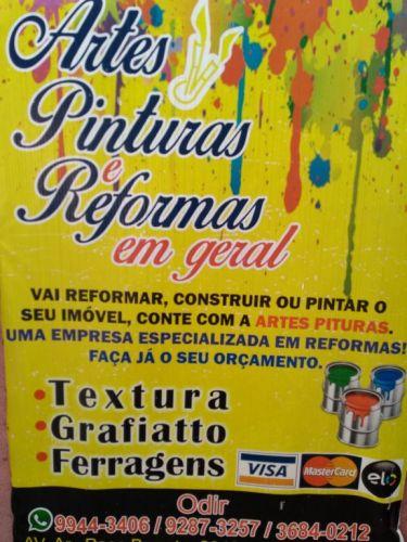 pinturas e Reformas 385484