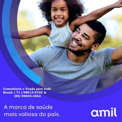 Plano De Saúde Amil -conheça os Benefícios oferecidos e adquira já o  Amil Saúde com  Diversas Vantagens- 85 98840-3462 562673