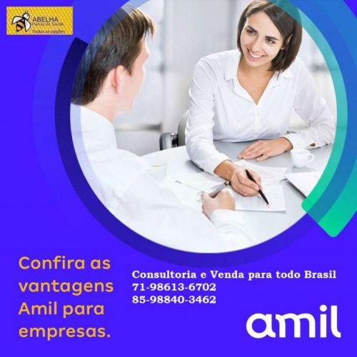 Plano De Saúde Amil -conheça os Benefícios oferecidos e adquira já o  Amil Saúde com  Diversas Vantagens- 85 98840-3462 562675