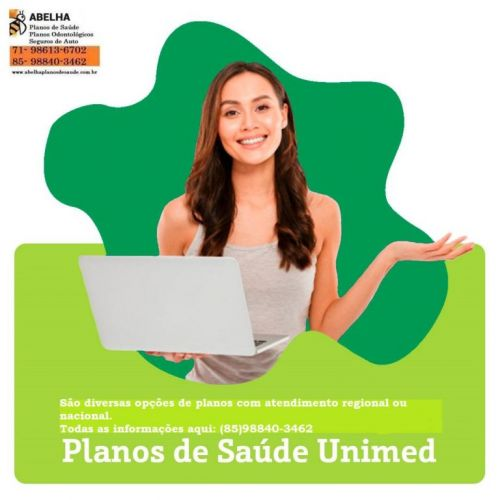 Plano de Saúde Unimed - como contratar -  85  98840-3462 568549