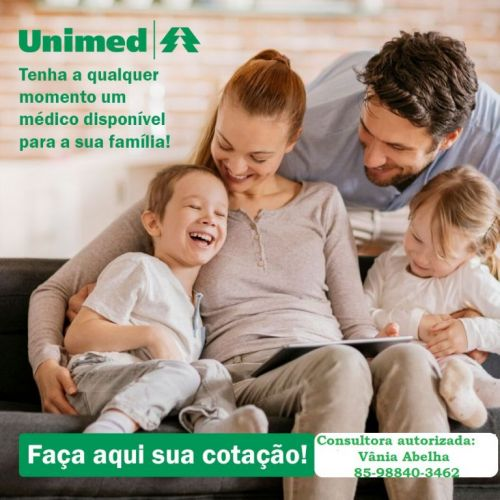 Plano de Saúde Unimed - como contratar -  85  98840-3462 568553
