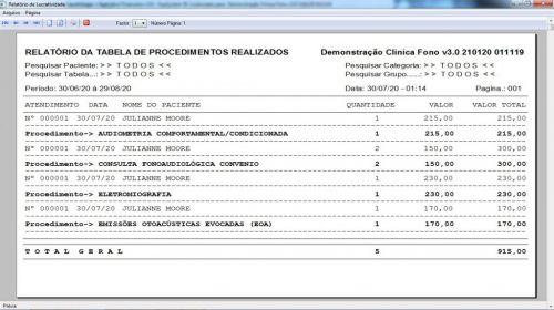 Programa Gerenciar Clinica Fonoaudióloga com Agendamento  Financeiro v3.0 Plus - Fpqsystem 579961