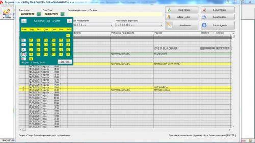 Programa Gerenciar Consultório Psicológico  Financeiro v3.0 Plus - Fpqsystem 577995